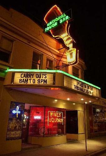 National Liquor Bar Sign The Closing Of A Milwaukee