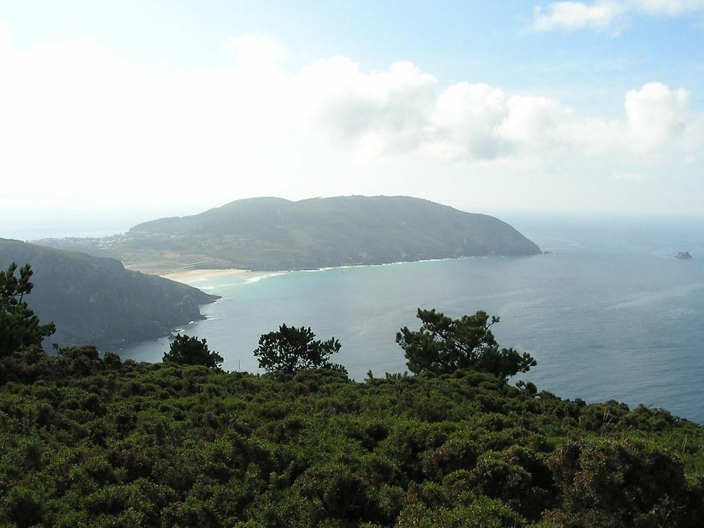 Costa da Morte Monte Veladoiro a Lires La Coruña Galicia 03