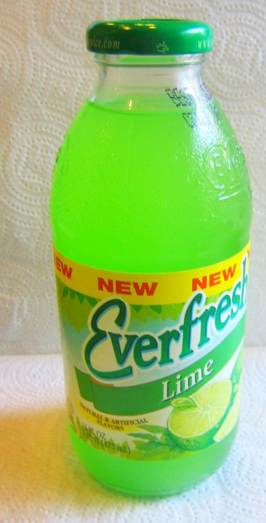Everfresh Lime Never Saw It Before But It Was So Green