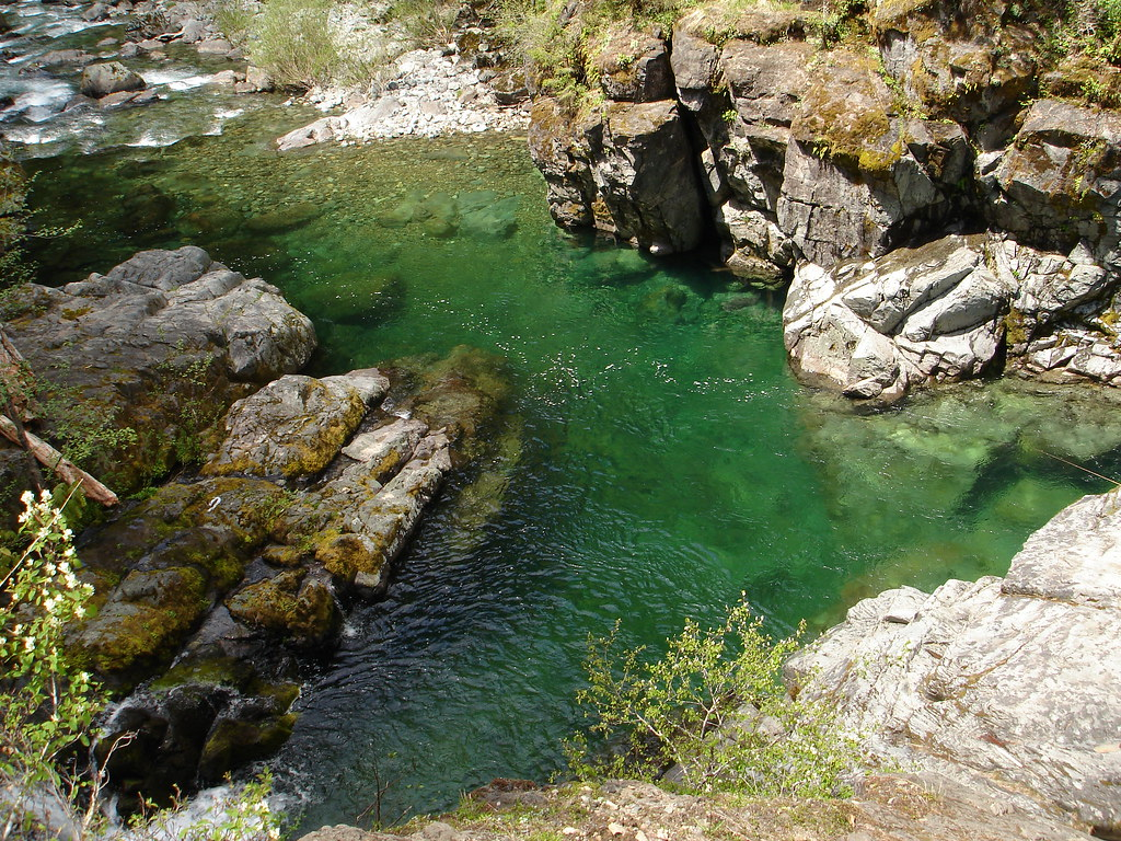 Quartzville creek Oregon mothers day 07  ONe of our