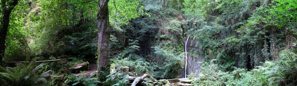 Mondoñedo Cascada de Salto de Coro Lugo 04