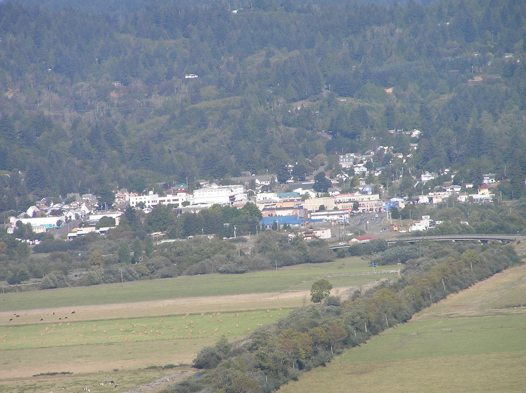 Coquille Oregon It is the county seat of Coos County Po  Flickr