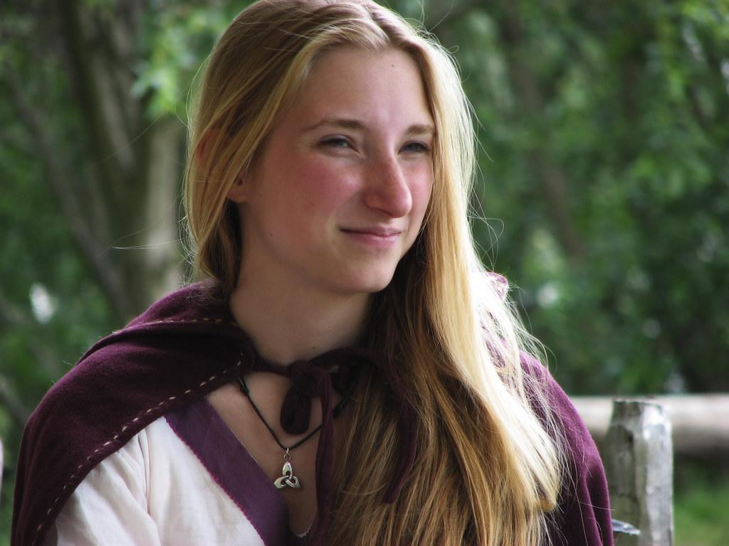 Fantasy Girl Wallpaper Viking Girl Hans Splinter Flickr