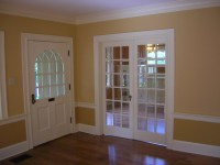 French Door/front door