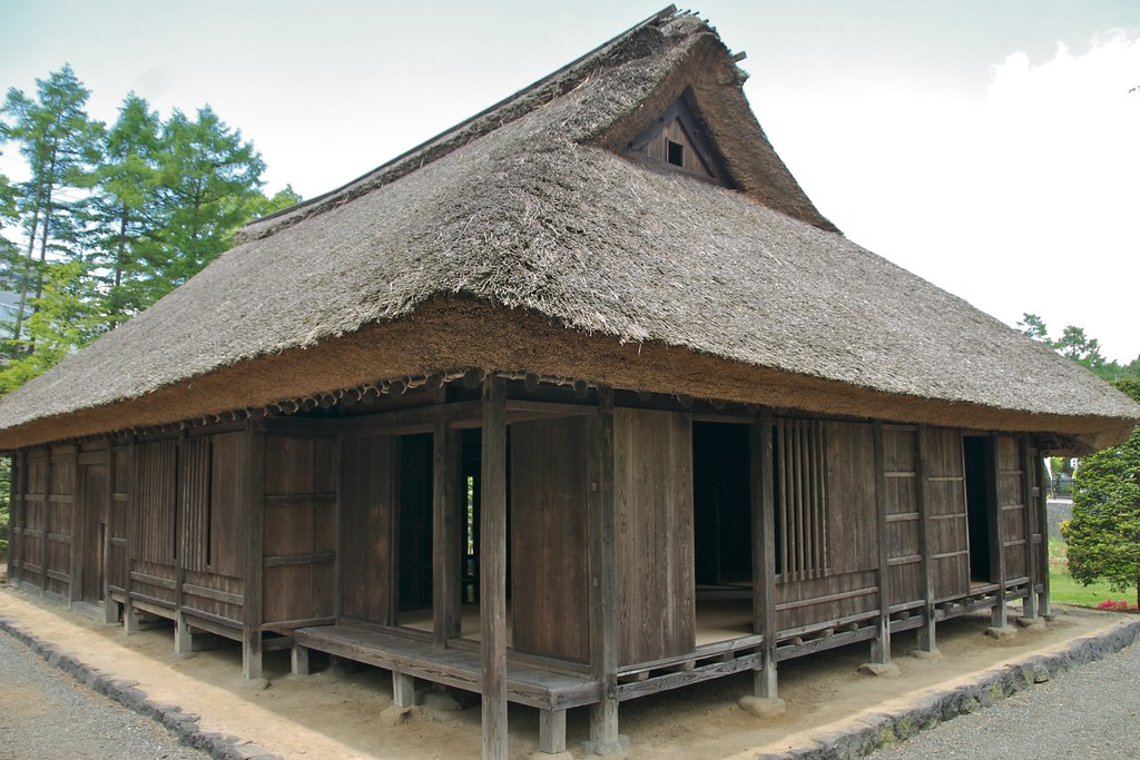 Traditional Japanese House  Traditional Japanese House clo  Flickr
