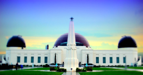 Griffith Park Observatory  Los Angeles  Griffith