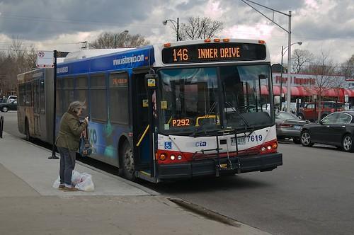 Chicago CTA Bus 146  Michael Hansen  Flickr