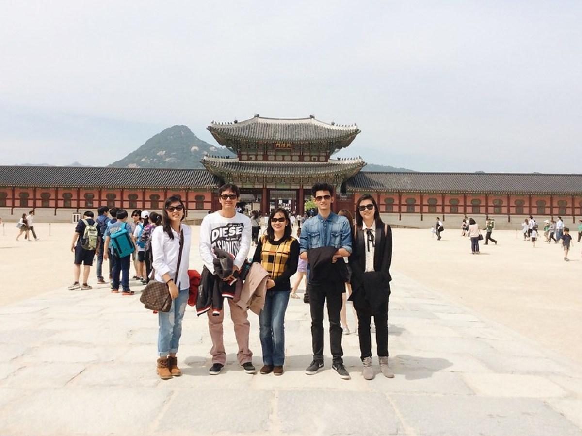 Korea palaces