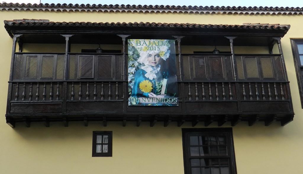 Escenografia en la calle del baile del Minué Fiestas Lustrales Santa Cruz de la Palma 2015 02