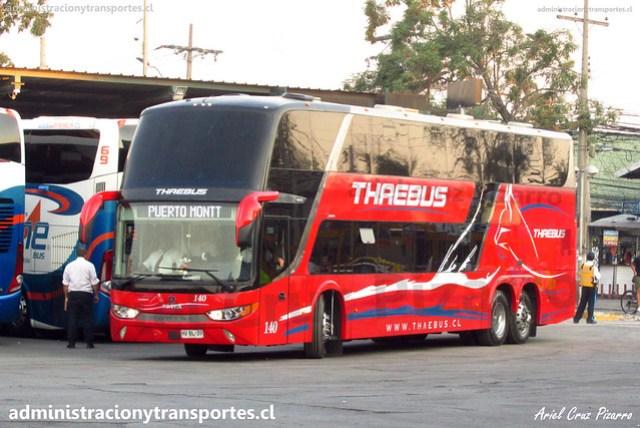 Thaebus | Santiago | Modasa Zeus - Scania / HVBL39