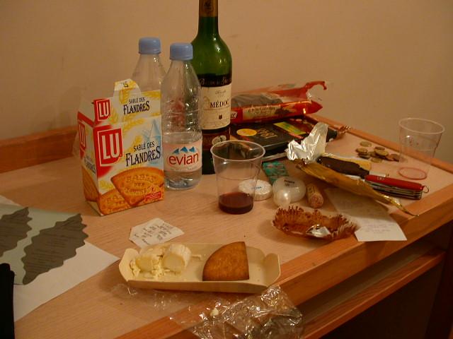 Snacks in Nice hotel room  uos n  Flickr