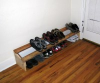 Front Door Shoe Rack