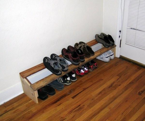 Front Door Shoe Rack