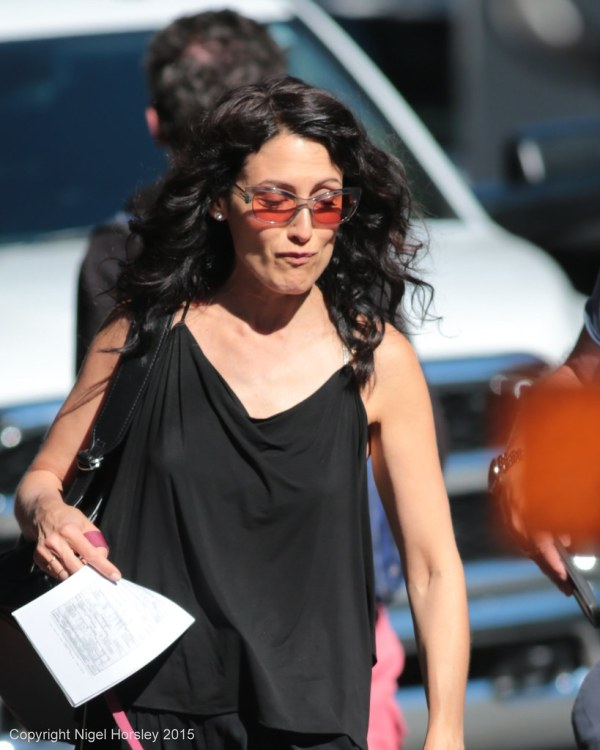 Lisa Edelstein Girlfriends' Guide Divorce Vancouver