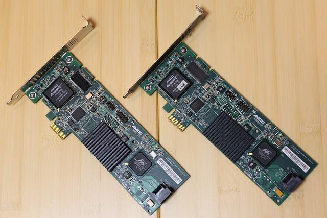 3ware RAID 9650SE-2LP
