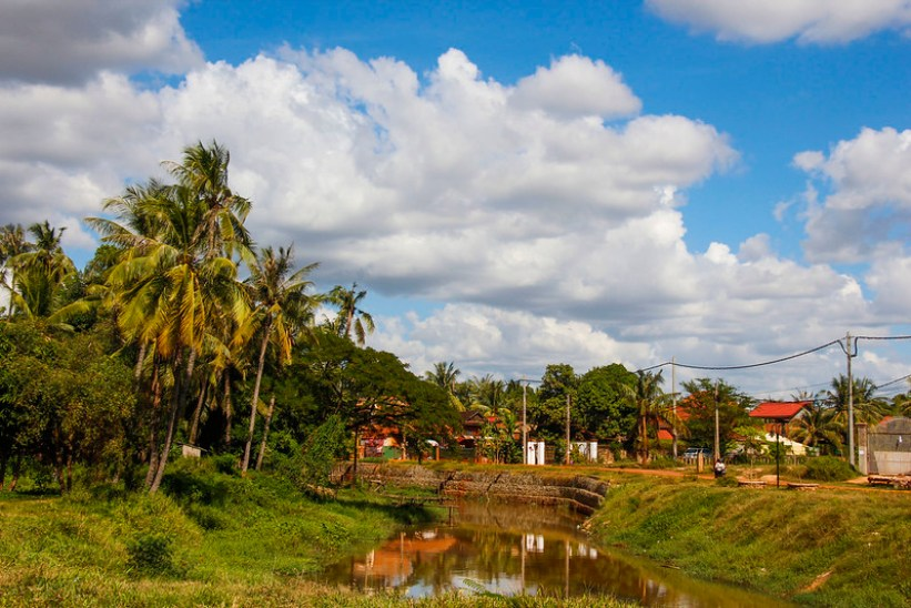Banlung - off beaten track i Cambodja