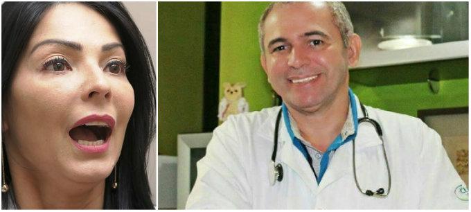 Saída de médica do HMS ganha nova versão oficial em menos de 48h, Ilmara Sousa e Nélio Aguiar