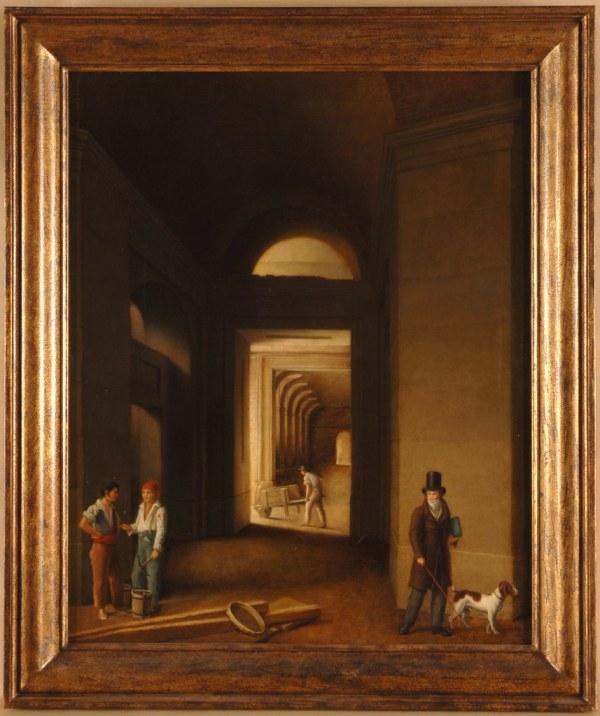 Obras En El Museo Del Prado. Jos De Madrazo Agudo