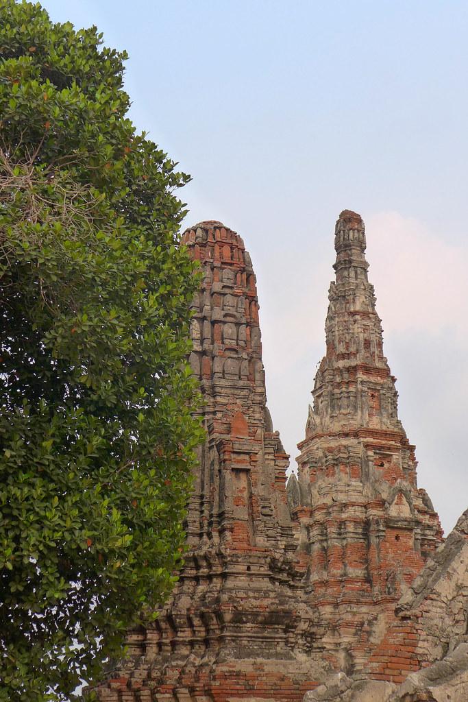 Thaïlande - Ayutthaya - 172 - Wat Chaiwatthanaram