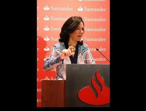 Buenas instituciones alientan inversiones: Santander