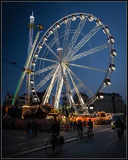 Dam Square Fairground