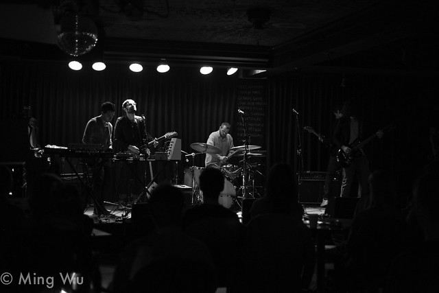 Suuns + Jerusalem In My Heart @ The Blacksheep Inn
