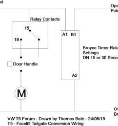 vw t5 central locking wiring diagram [ 1024 x 851 Pixel ]