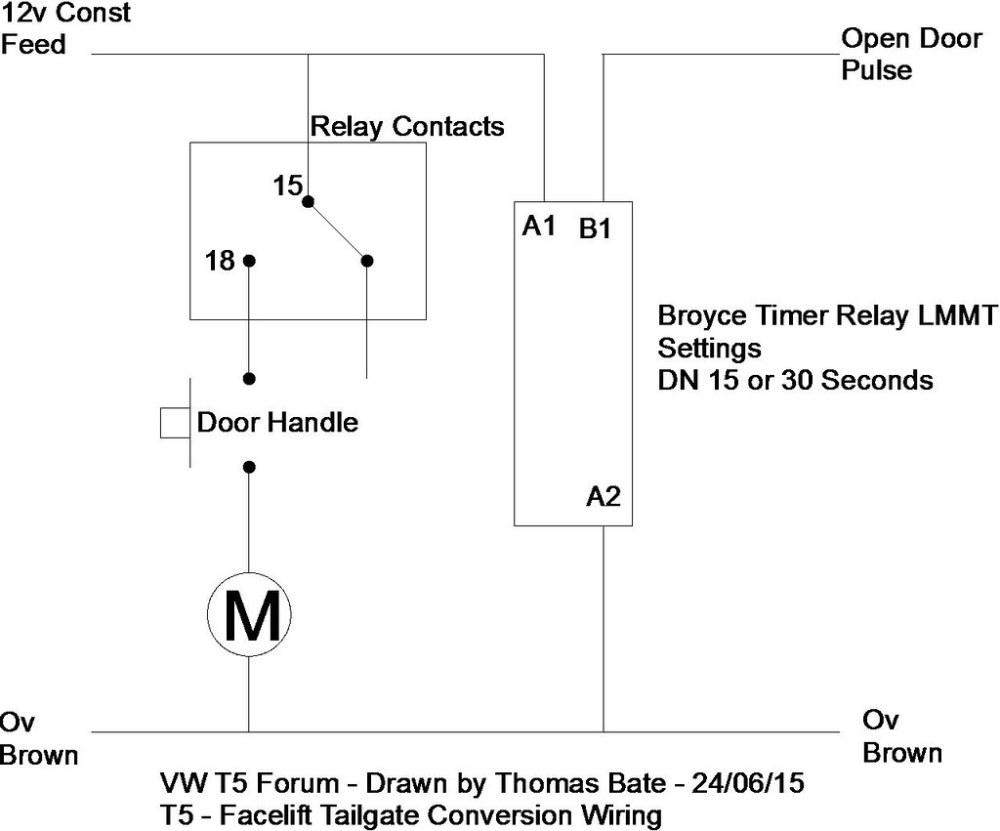 medium resolution of vw t5 central locking wiring diagram
