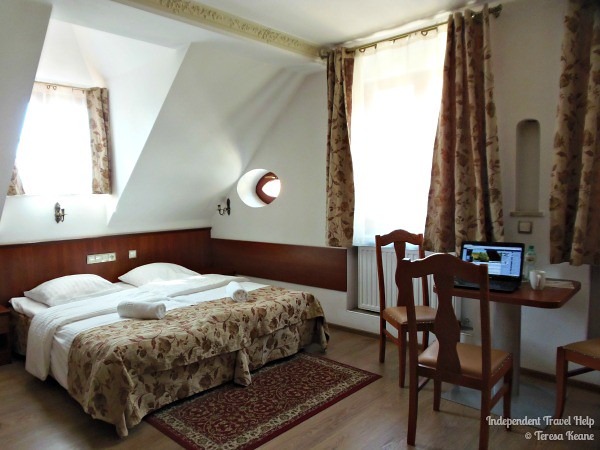 Room in an Aparthotel