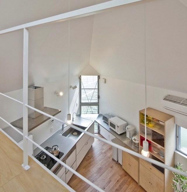 Stunning Narrow House Design Ideas  2
