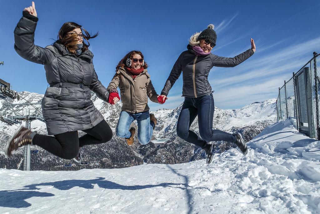 Valtellina con i bambini