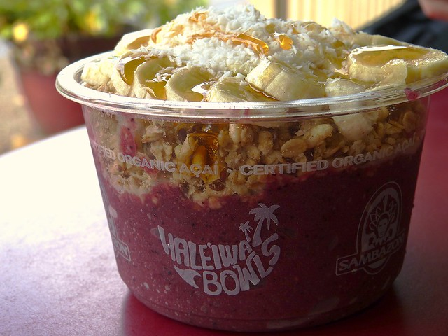 Things to do on Oahu: Try an Acai Bowl