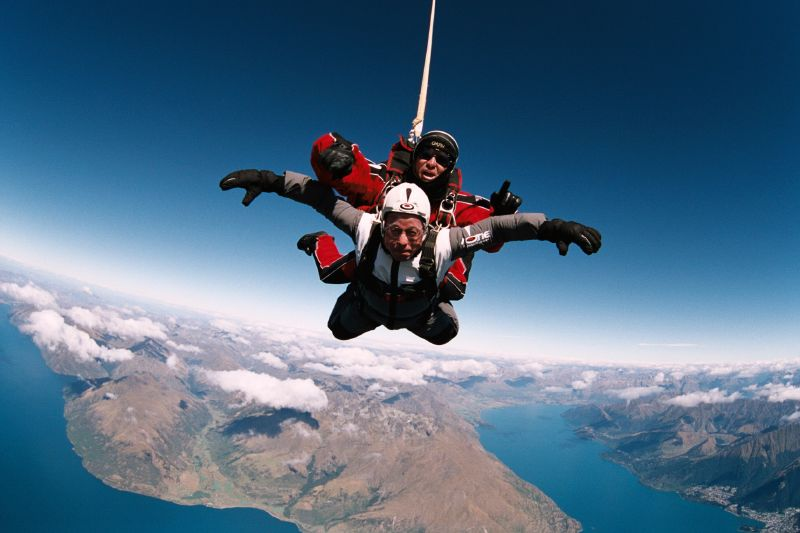 canyon swing chair queenstown how revolving works things to do in | top 15 activities