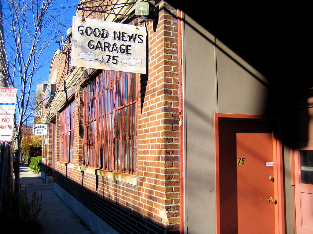 Good News Garage  Operated by Ray Magliozzi of Car Talk