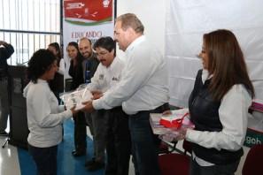 Inaugura MGV centro de capacitación y educación en beneficio de los pepenadores de Peñasco