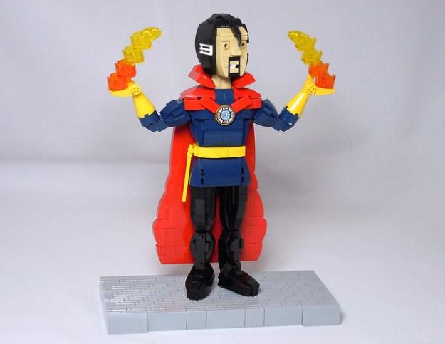 Doctor Strange Alternate