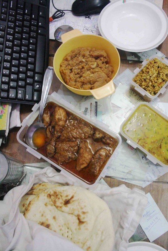 Photo Essay - Keyboard Biryani, Around Town
