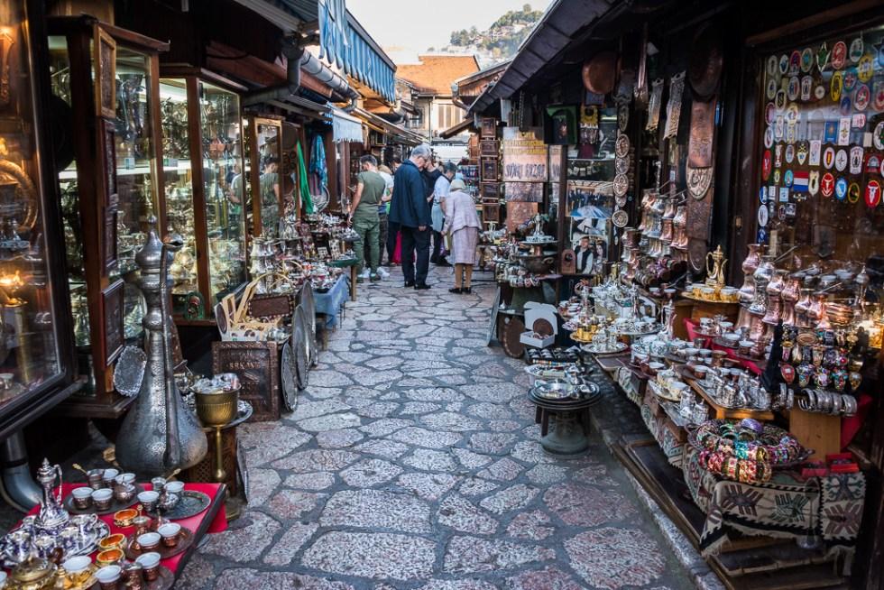 Gazi Husrev-begova 1 of 1 Gazi Husrev Bey's Street