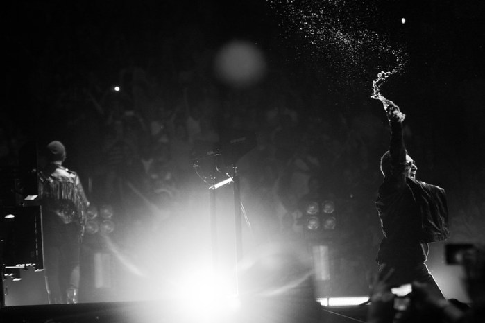 U2 Denver 2015 by Aimee Giese