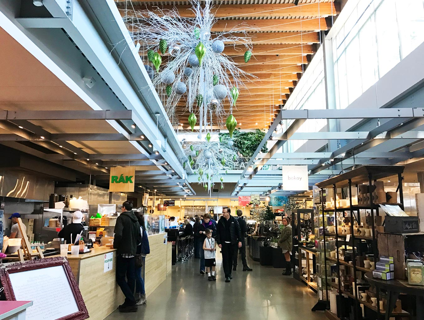 Food Lover's Dream: Explore Grand Rapids' Downtown Market