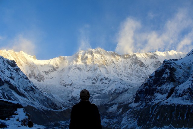 Annapurna - south face