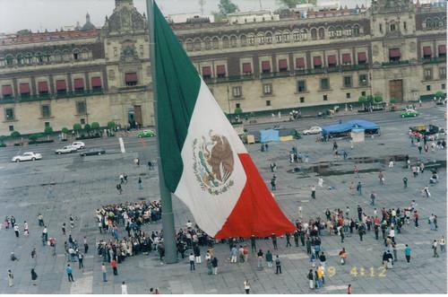 Zcalo  El Zcalo en la Ciudad de Mxico  The