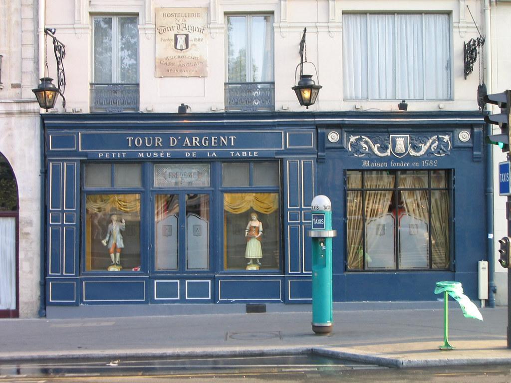 La Tour D Argent The Quot Tour D Argent Silver Tower Quot Is