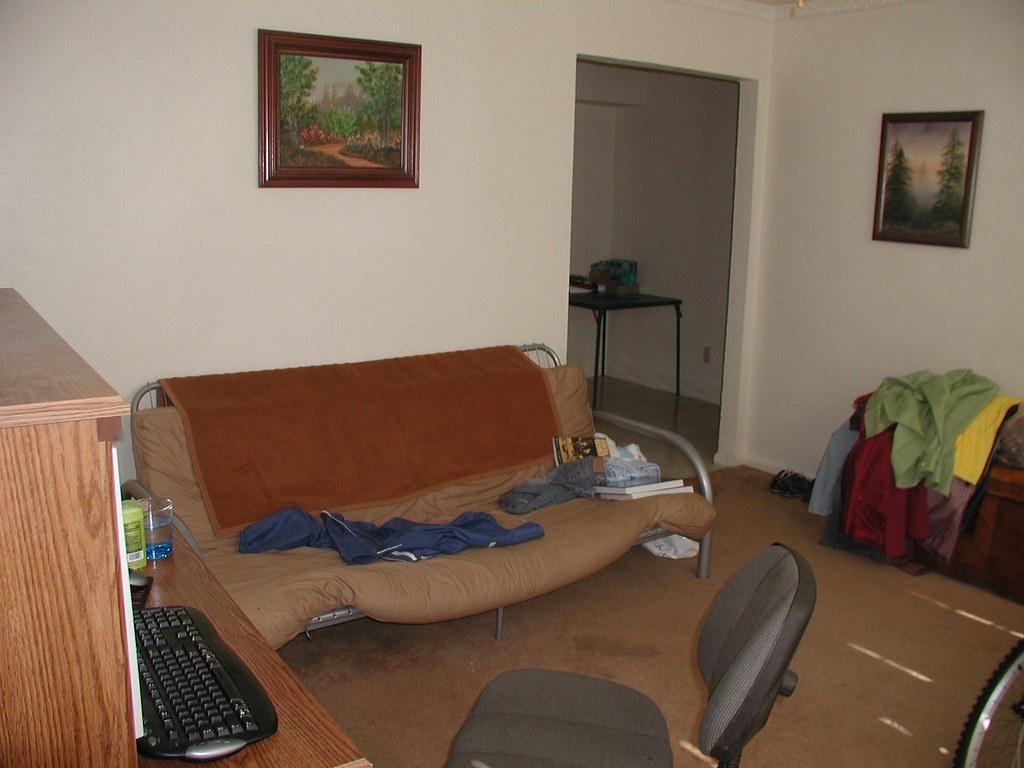 Dirty living room  Amanda G  Flickr