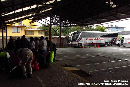 Terminal Cruz del Sur - Castro