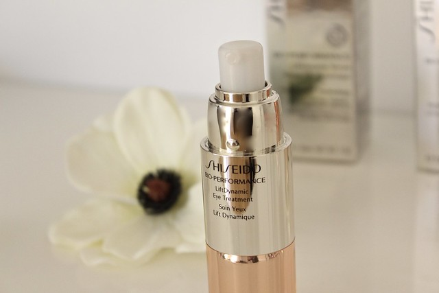 bio-performance liftdynamic shiseido -addio rughe