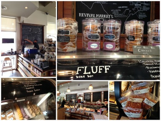 Fluff Bake Bar at Revival Market, Houston