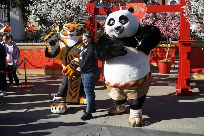 An overview and review of Universal Studios Hollywood's Lunar New Year Celebration 2017