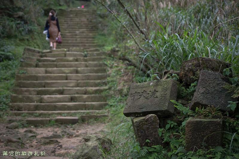 【新北瑞芳】金瓜石神社。遺世獨立的武林仙境。遠望茶壺山將金瓜石美景盡收眼底 - 輕旅行