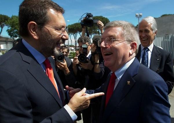 Autorizan candidatura olímpica de Roma para 2024